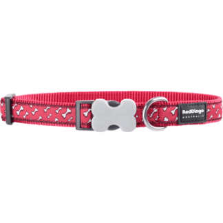 Flying Bones Dog Collar